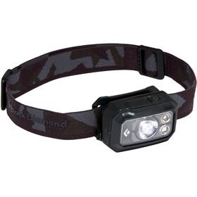 Black Diamond Storm 400 Lampada Frontale, nero/grigio